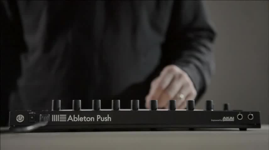 Ableton Push简介