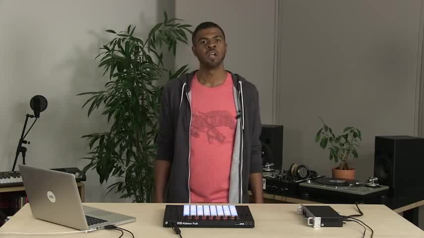 Ableton Push 1 Tutorial Part 8: Step Sequencing