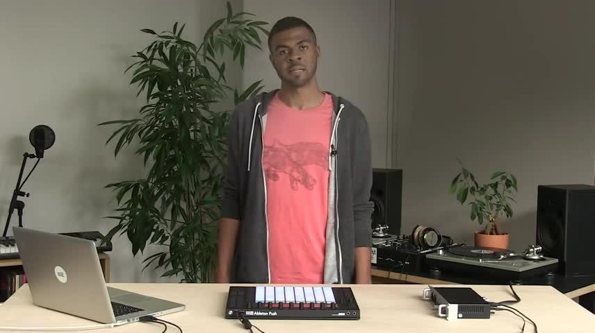 Ableton Push 1 Tutorial Part 9: Step Automation
