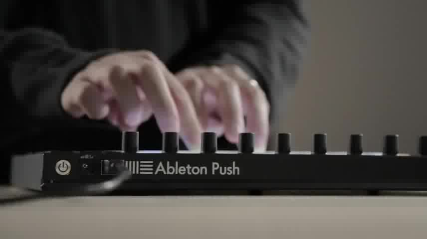 Playing Notes and Chords with Push