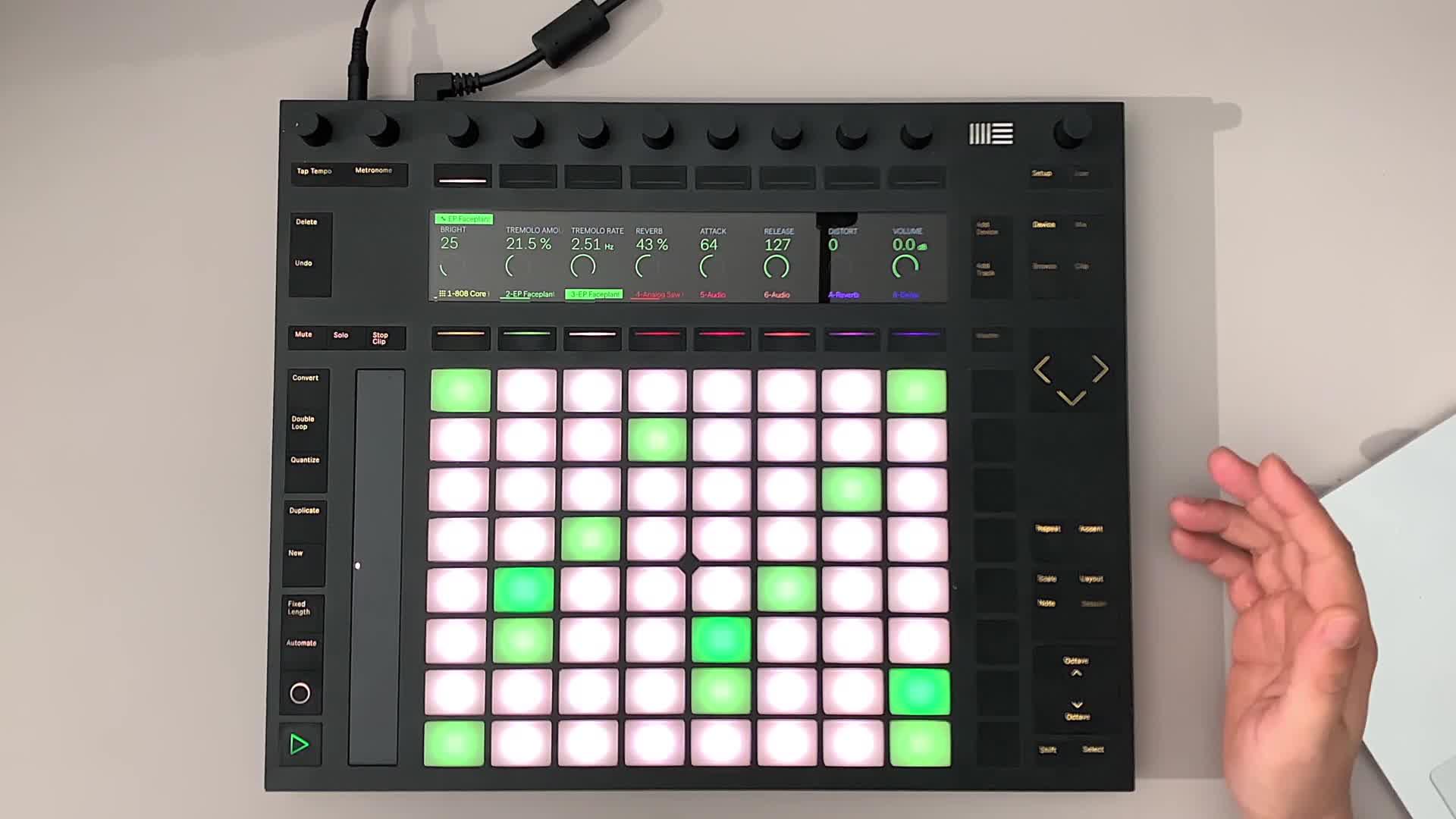 Ep4 MIDI on Push