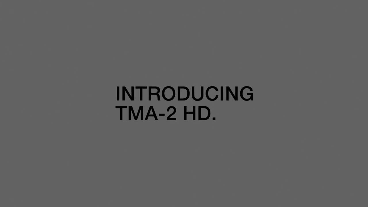 TMA-2 HD