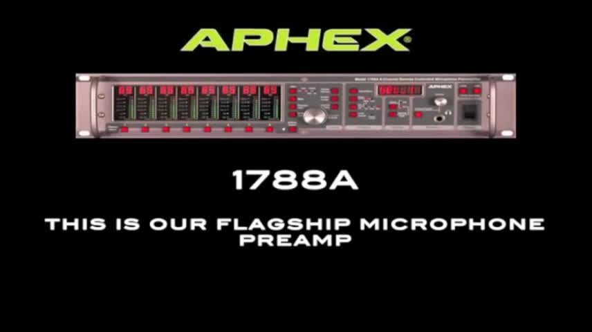 1788A Microphone PREAMP