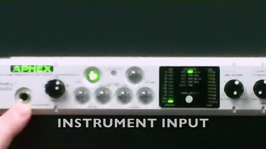 Channel Audio intro