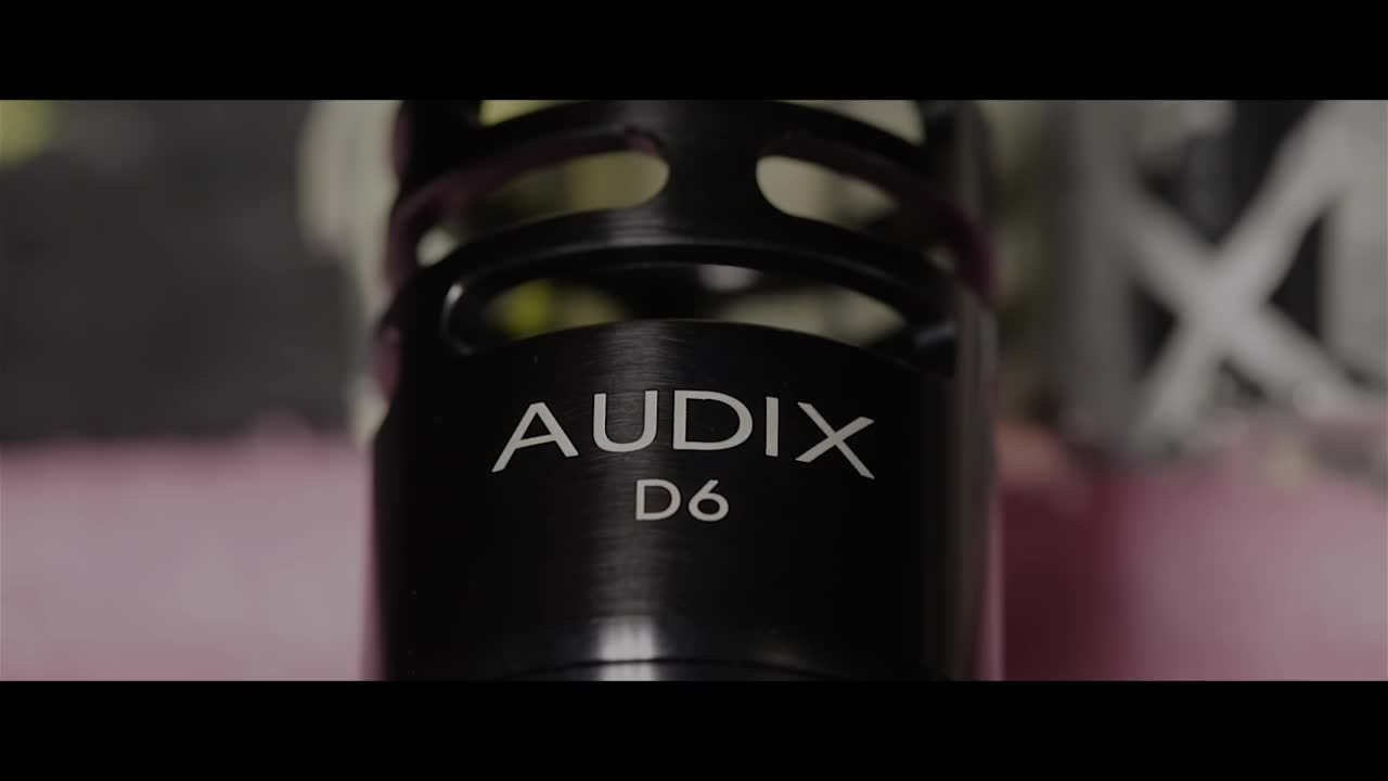 Making of the Audix D6 Drum Microphone