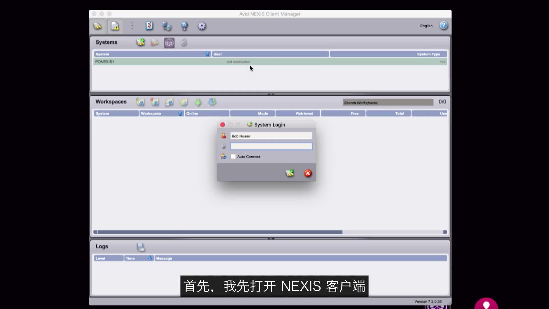 Project Sharing in Davinci with Avid NEXIS Pro