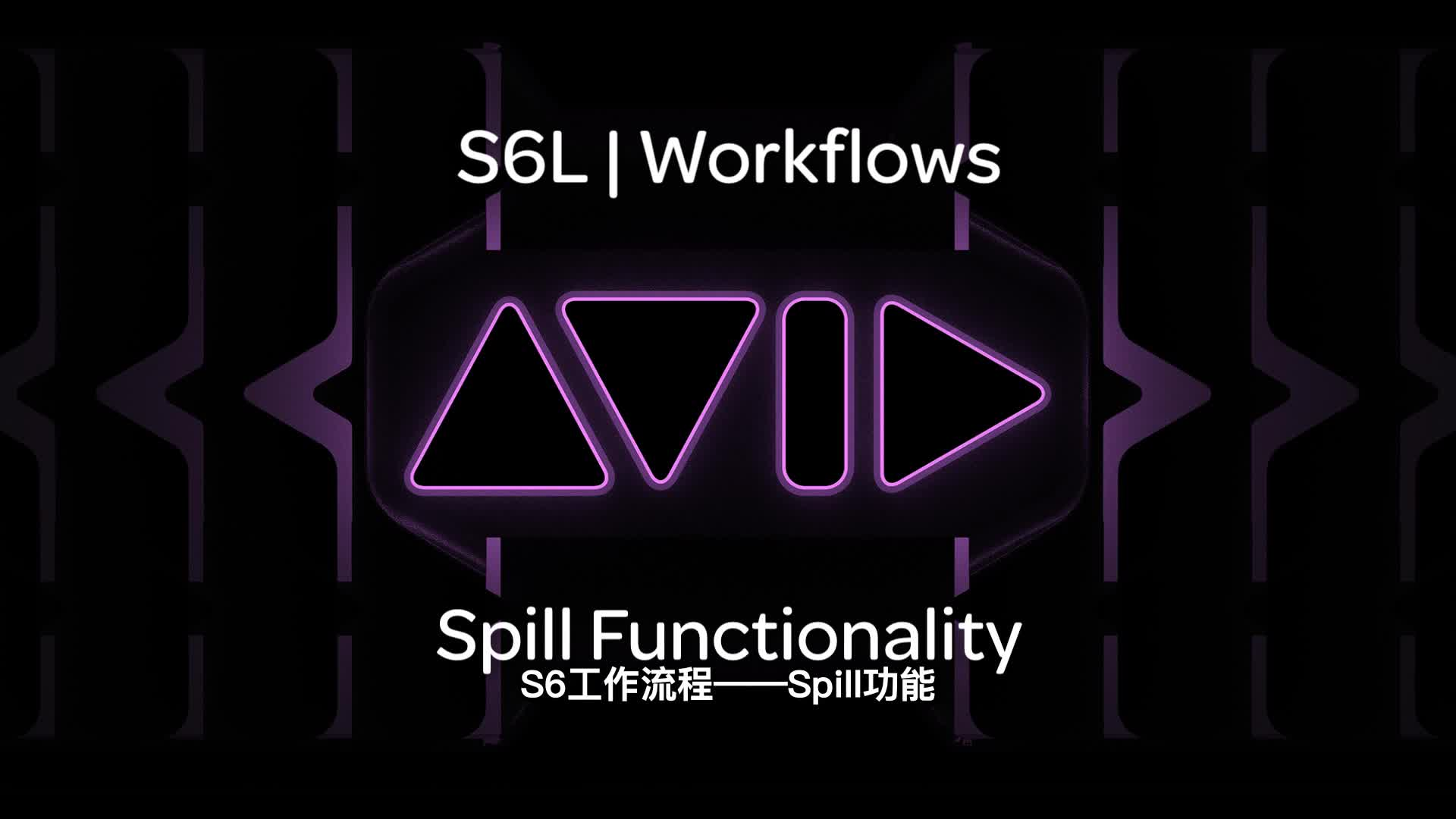 12 VENUE  S6L|Workflows Spill Functionality