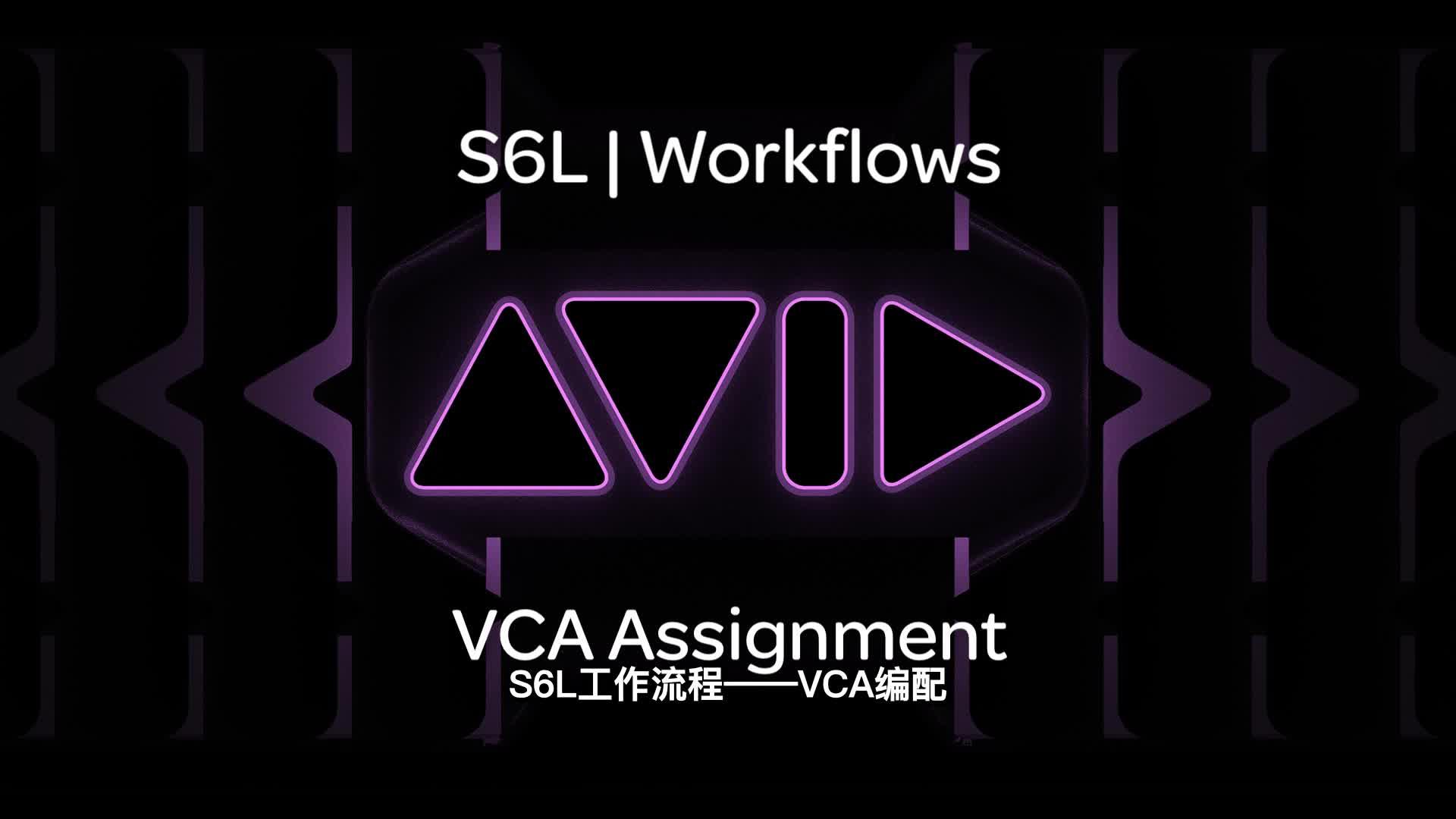 07 VENUE  S6L|Workflows VCA Assignment