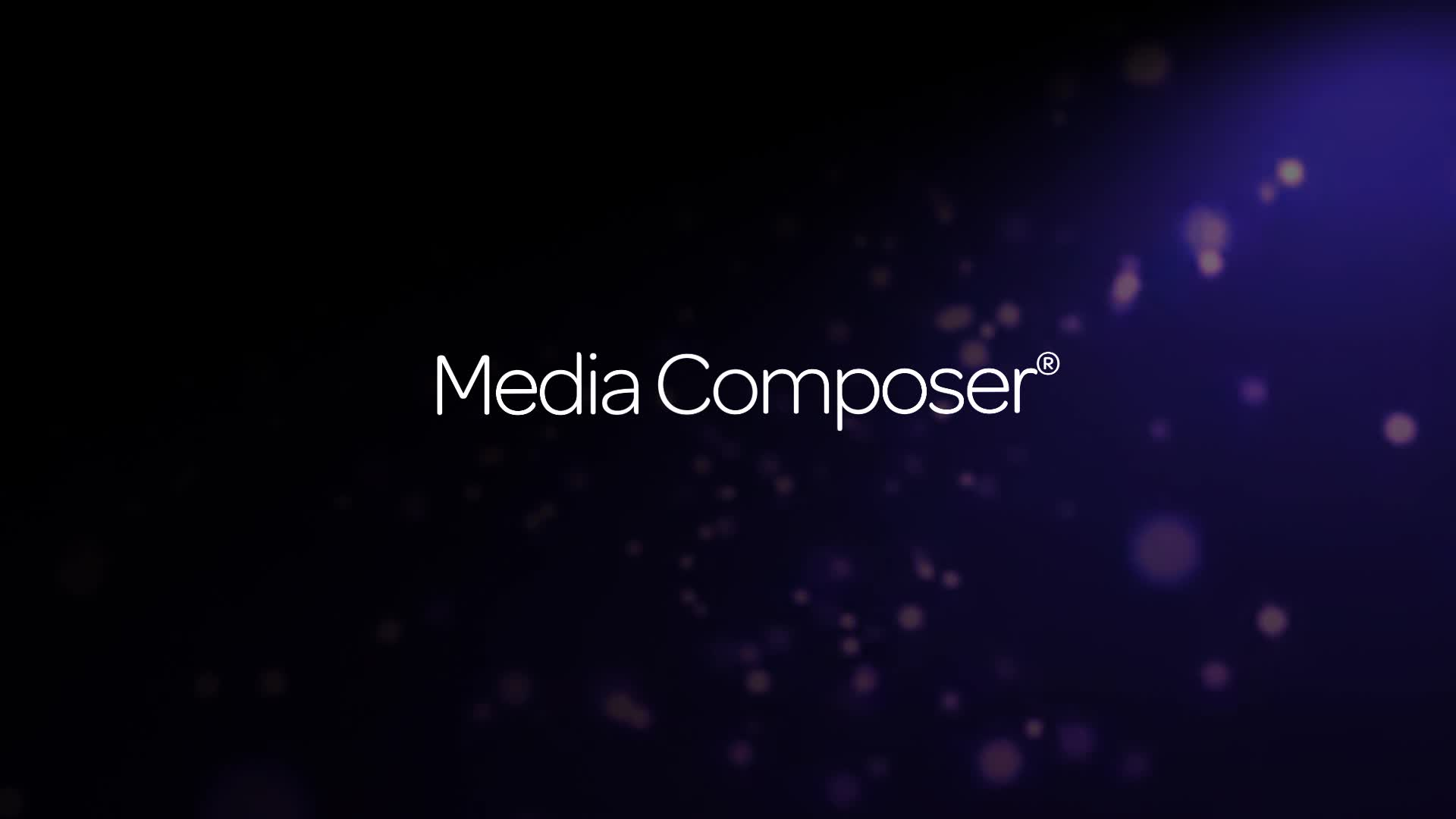 Media Composer version introduction