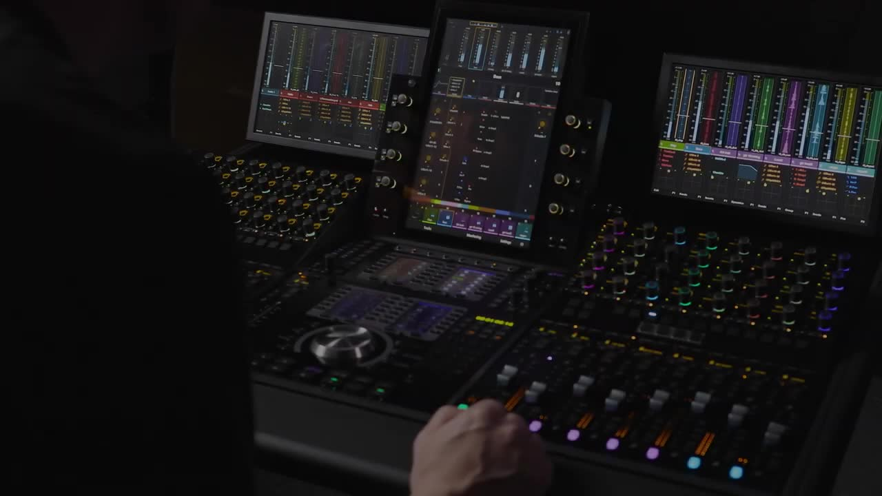 Introducing the Avid S1and S4 Consoles