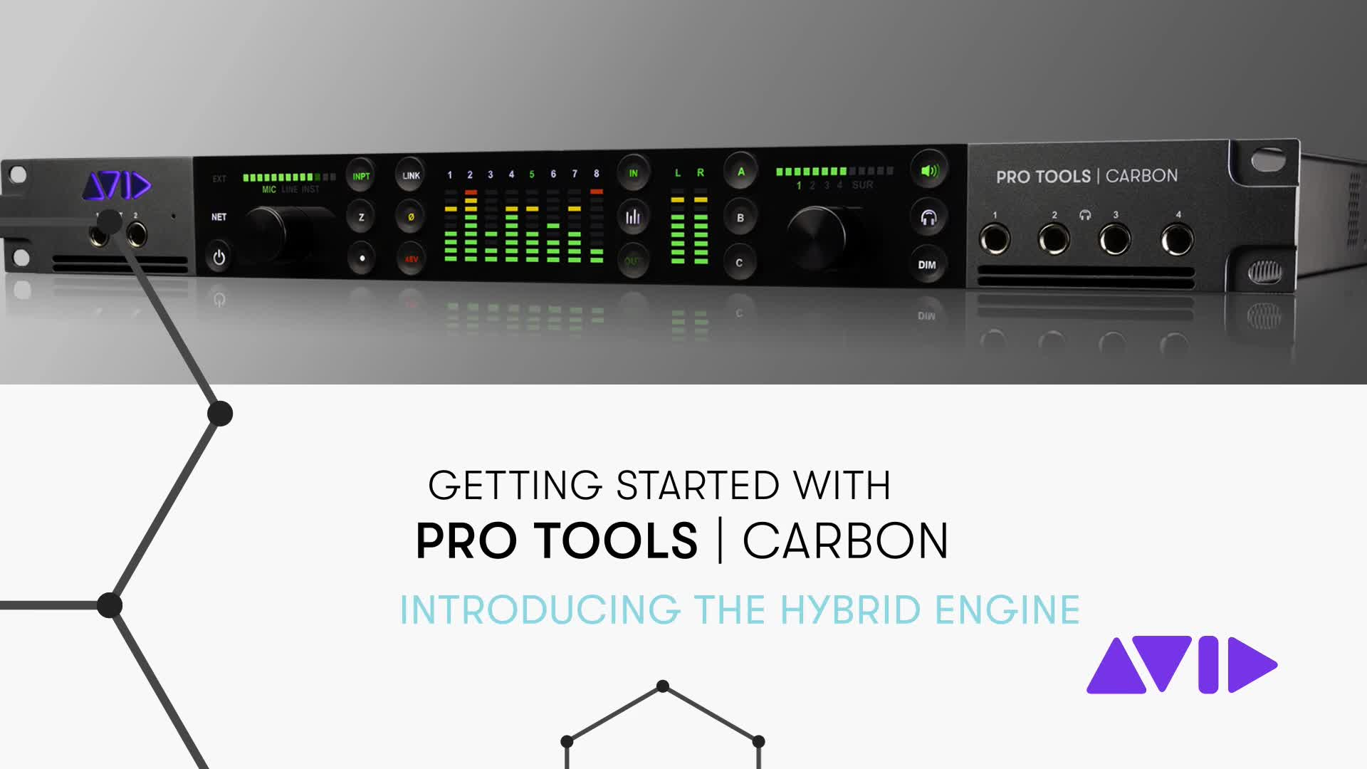 07 Pro Tools Carbon Getting Started – Introducing the Hybrid Engine