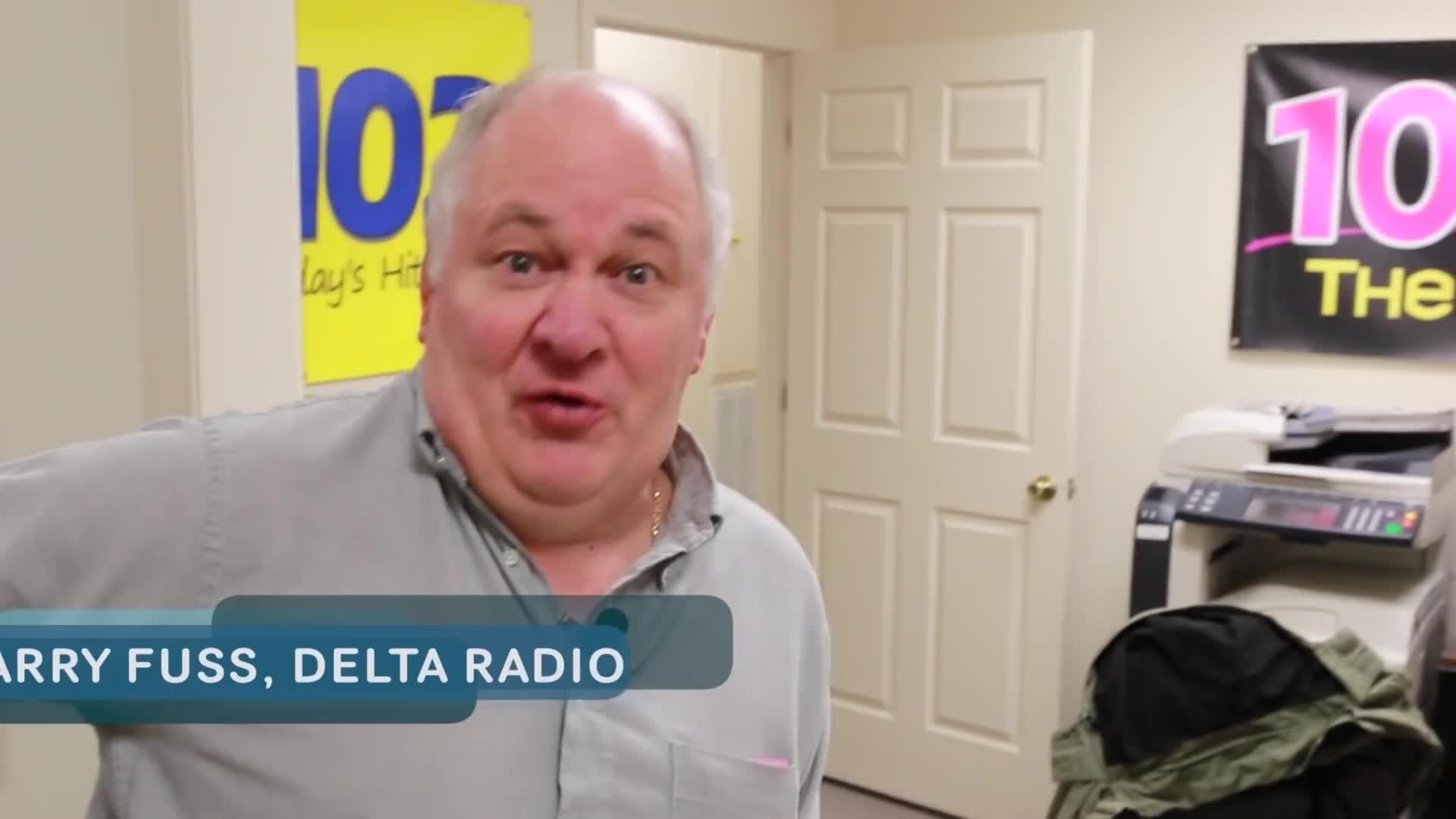 Delta Radio - Axia Studio Tour