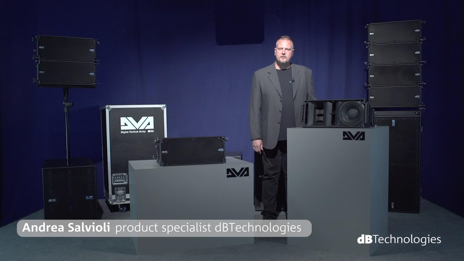 DVA T8 tutorial