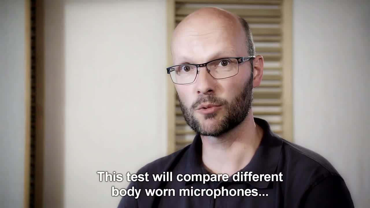 DPA话筒对比 - 穿戴话筒与桌面话筒