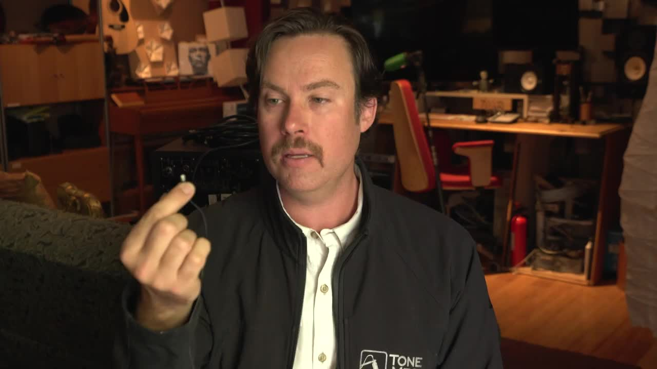 dscreet™微型话筒用户体验-Daniel McCoy