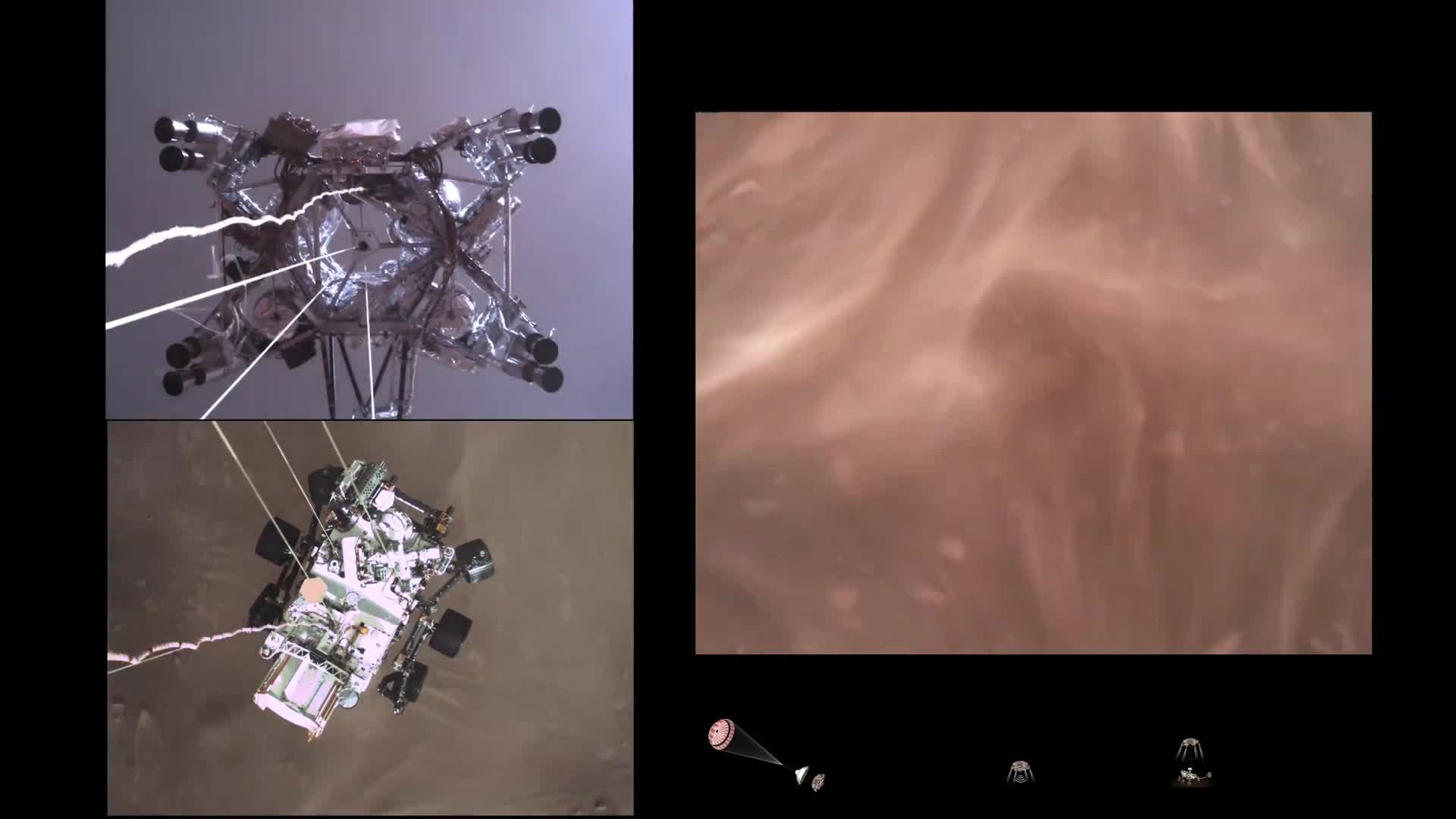 毅力号使用DPA麦克风传来火星的第一声