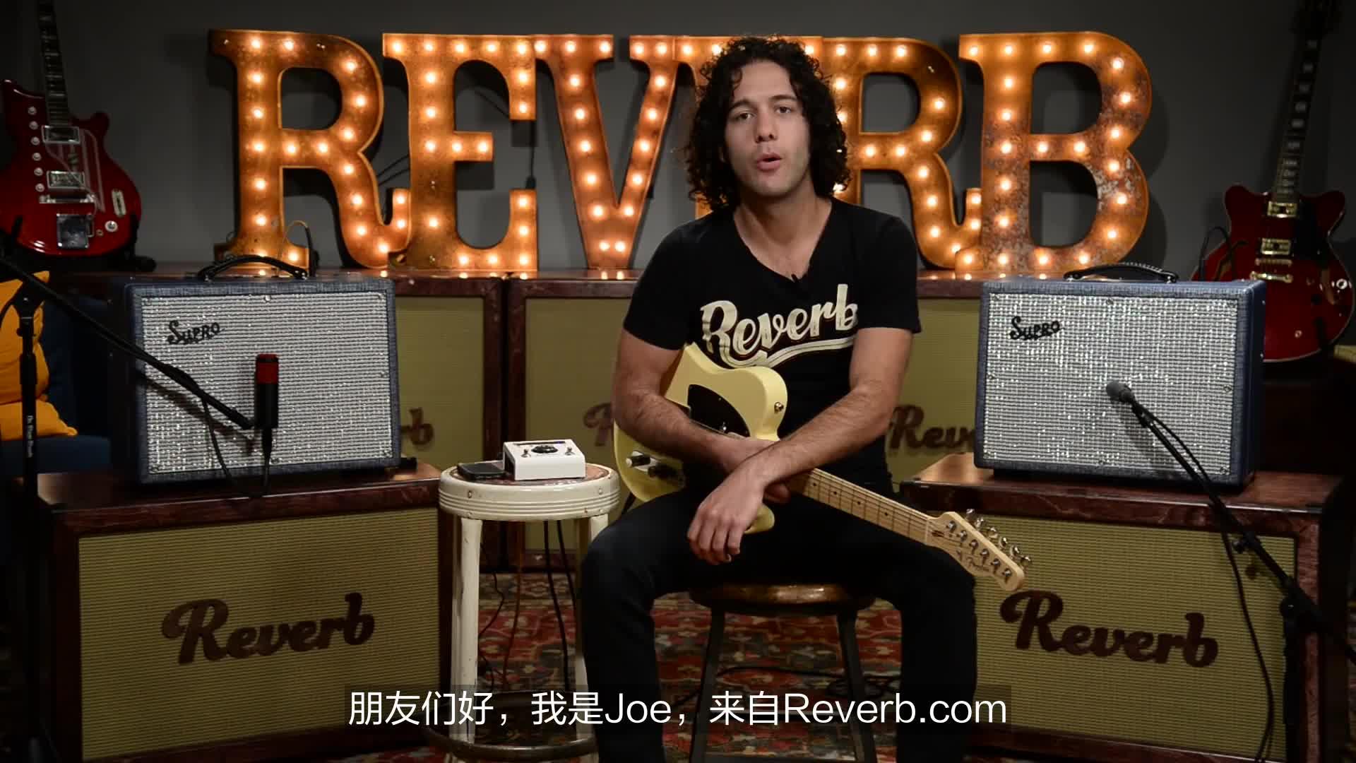 Eventide H9 Harmonizer 吉他效果器演示