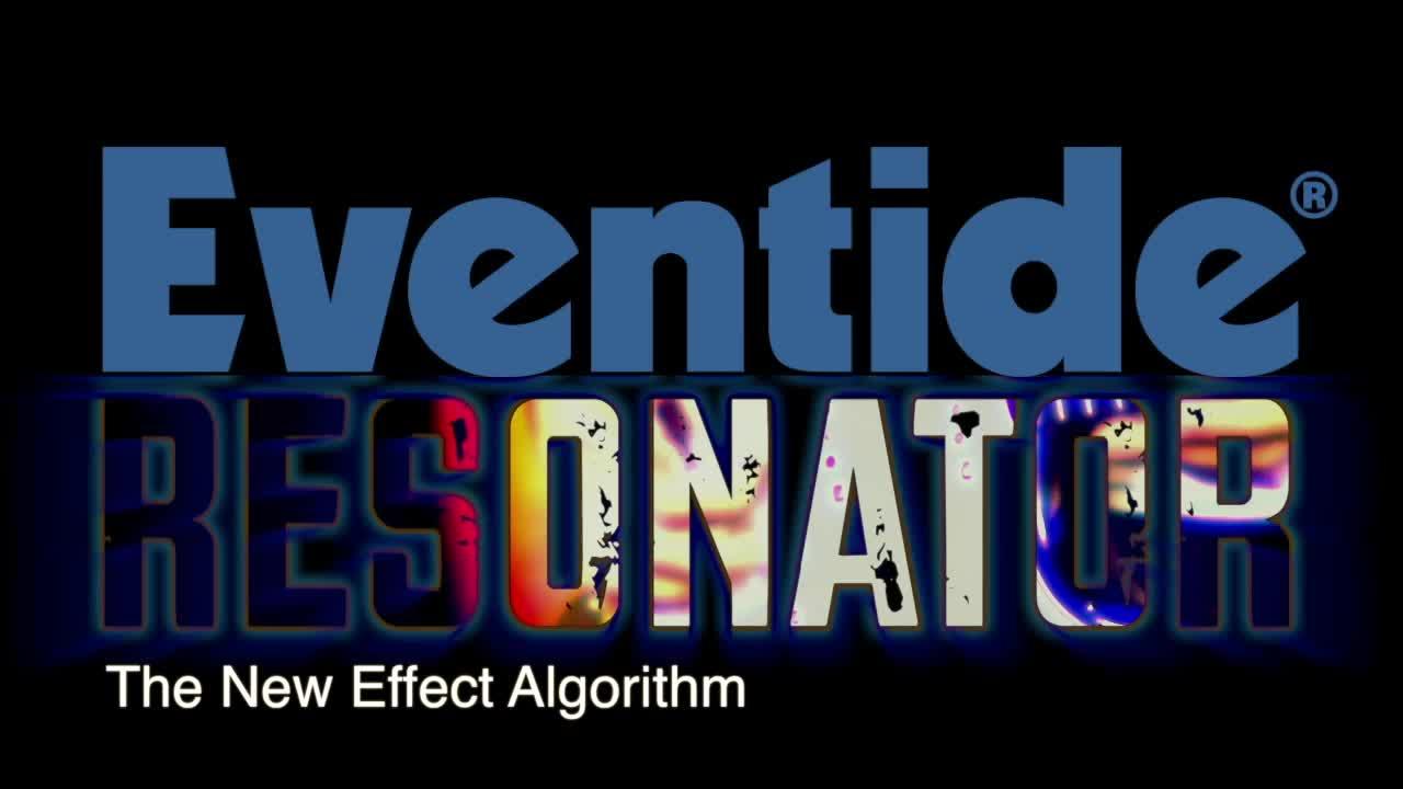 Eventide H9 Resonator 算法效果