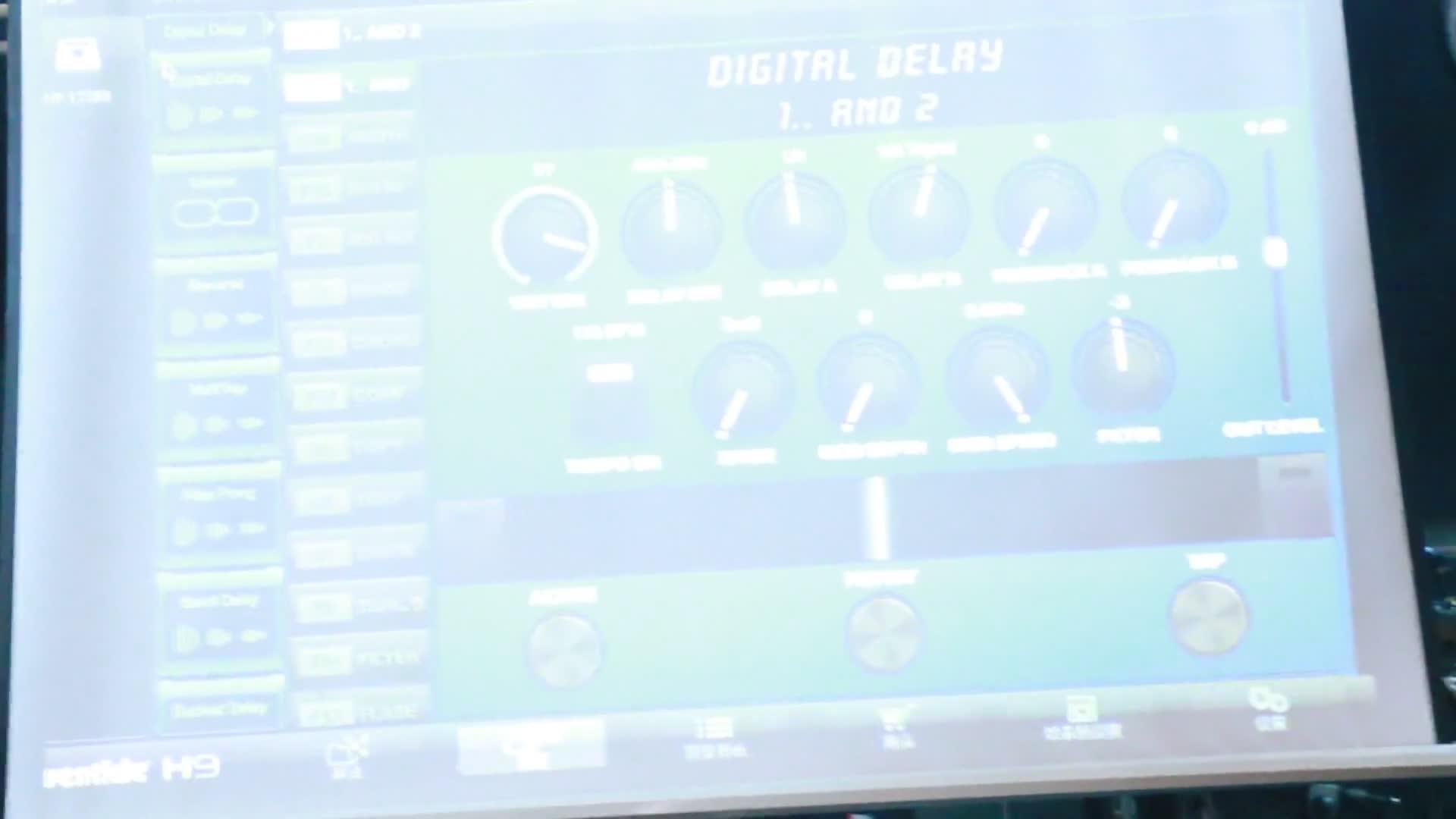 音频信号处理与效果器应用公开课7
