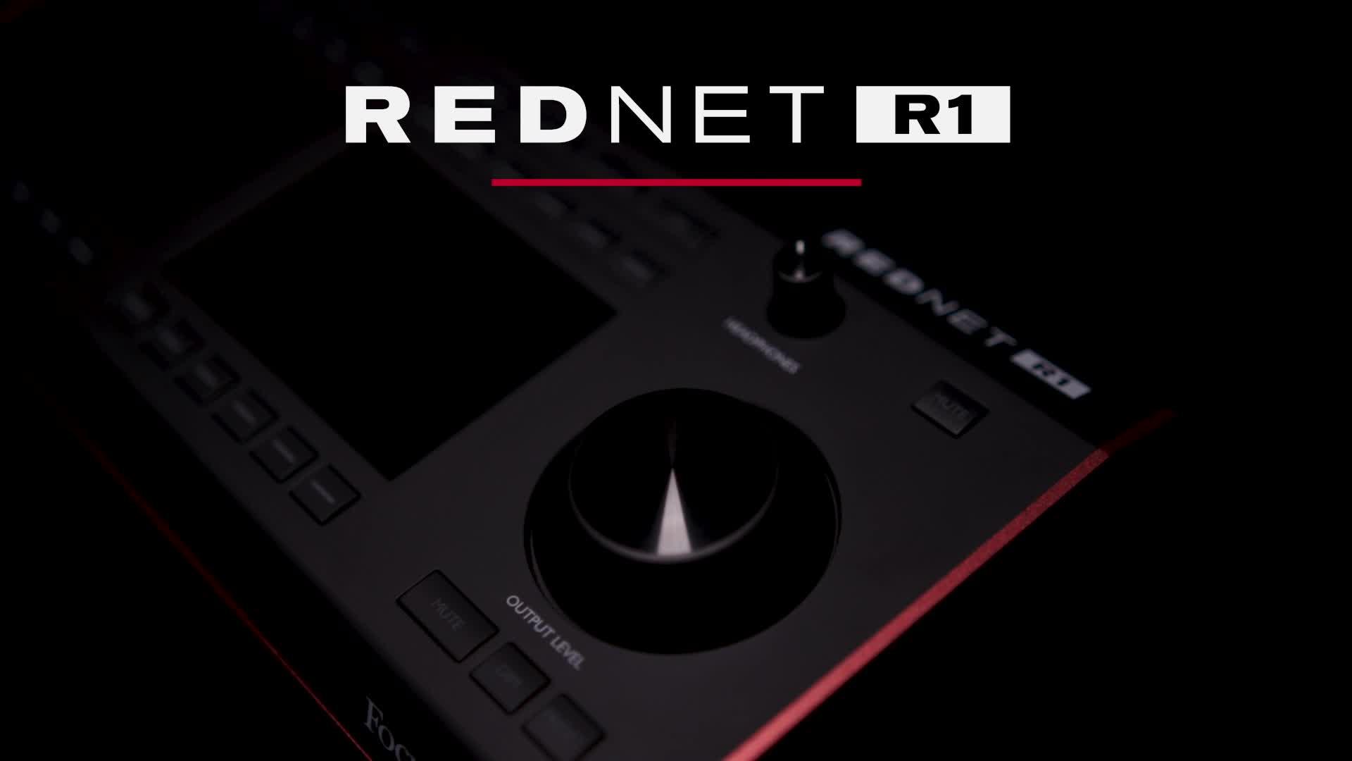 Focusrite - R1 Overview