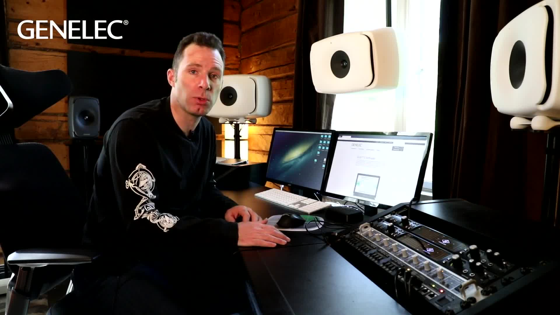 How to set up GLM (Genelec Loudspeaker Manager)? | Episode 12 | One Minute Masterclass Season 2