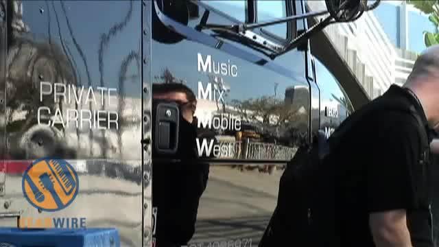 2010格莱美?#20445;篗usic Mix Mobile 工程师Joel Singer采访录