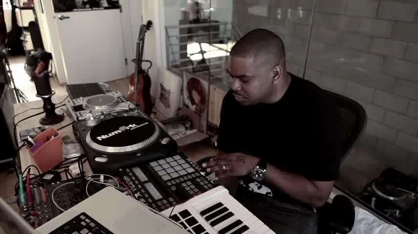Hip-Hop and Maschine