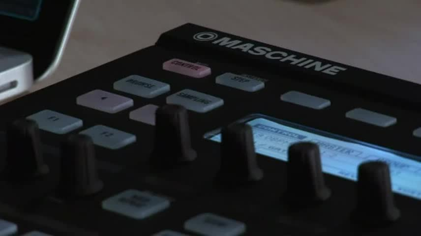 Maschine #16--scenes & performing P3