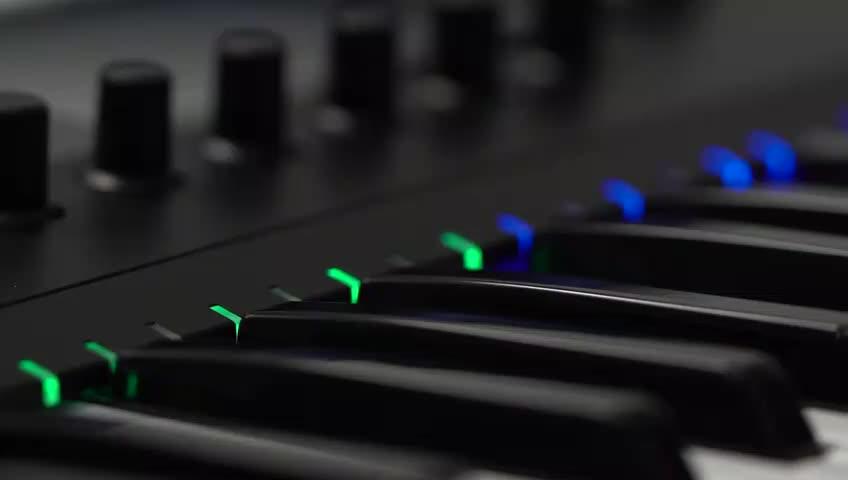 KOMPLETE KONTROL MK2键盘全新功能介绍