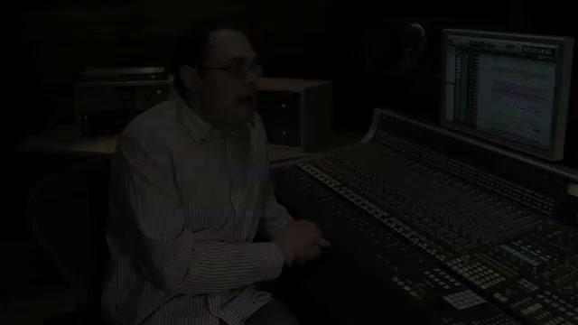 SSL AWS 948 - Describe Castle Sound, Stuart Hamilton interview