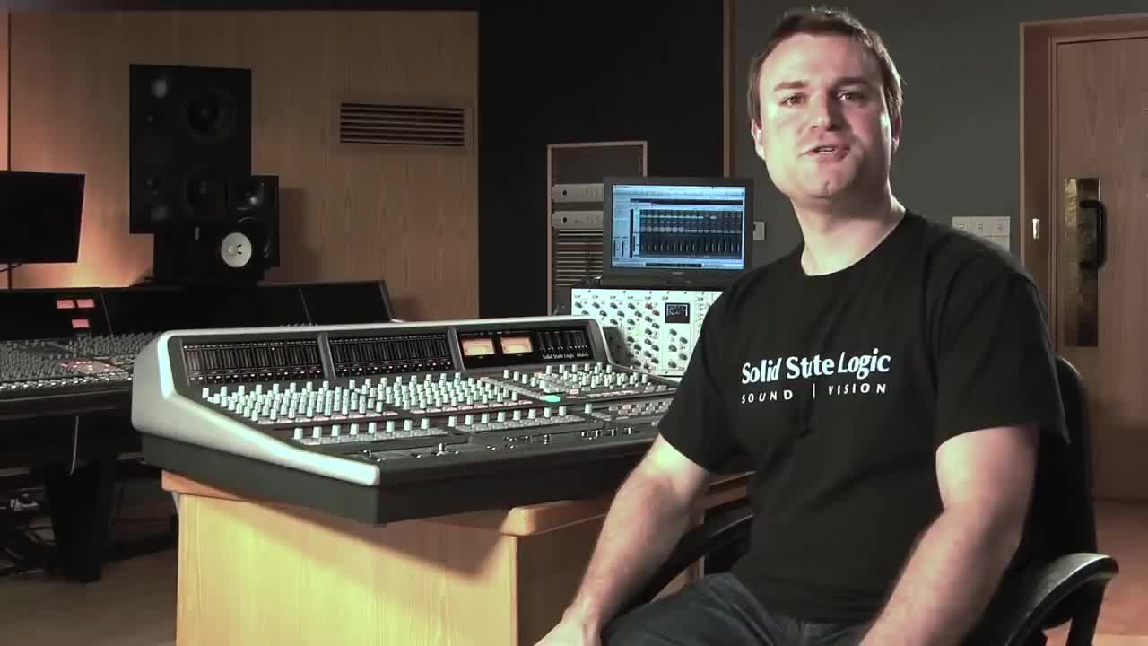 SSL Matrix - Product Tour
