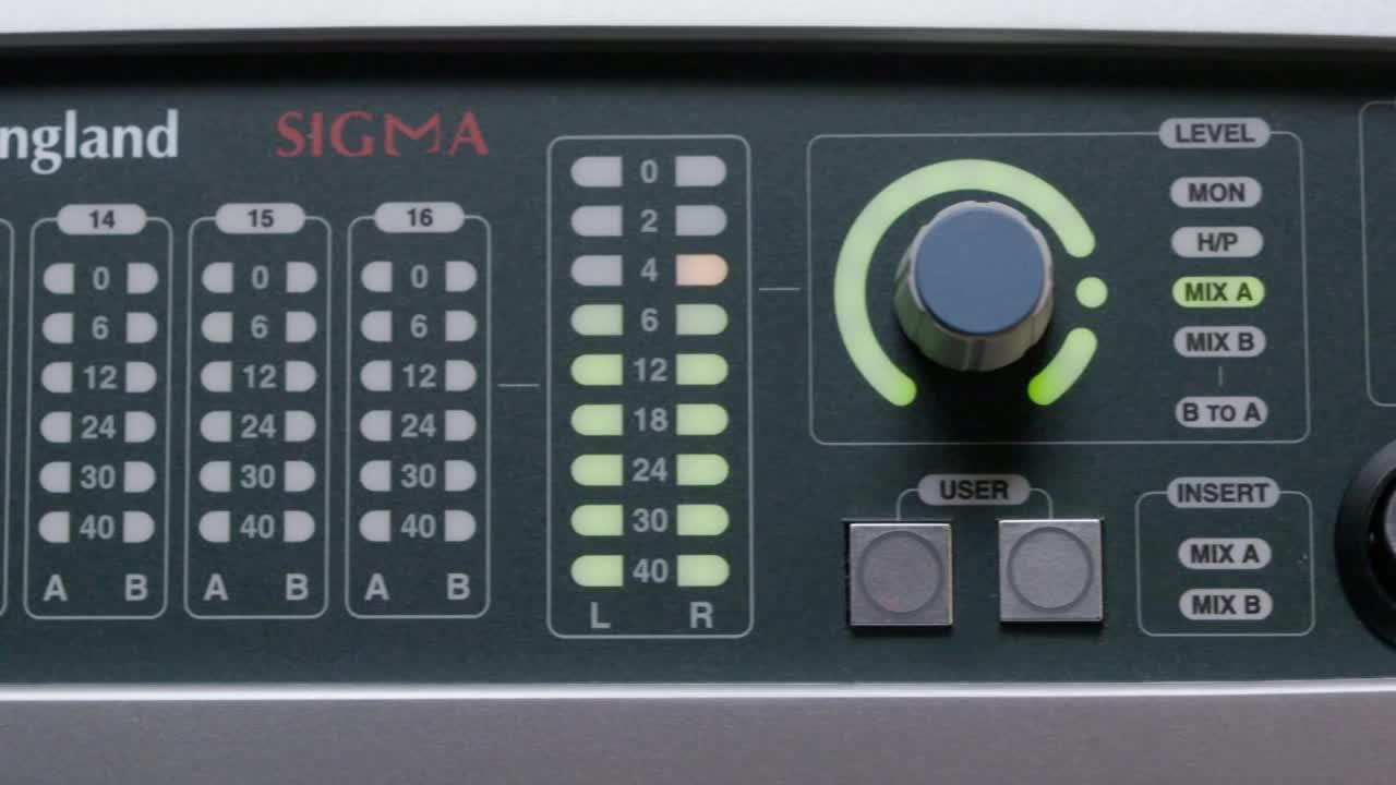 SSL Sigma Delta V2 Product Tour