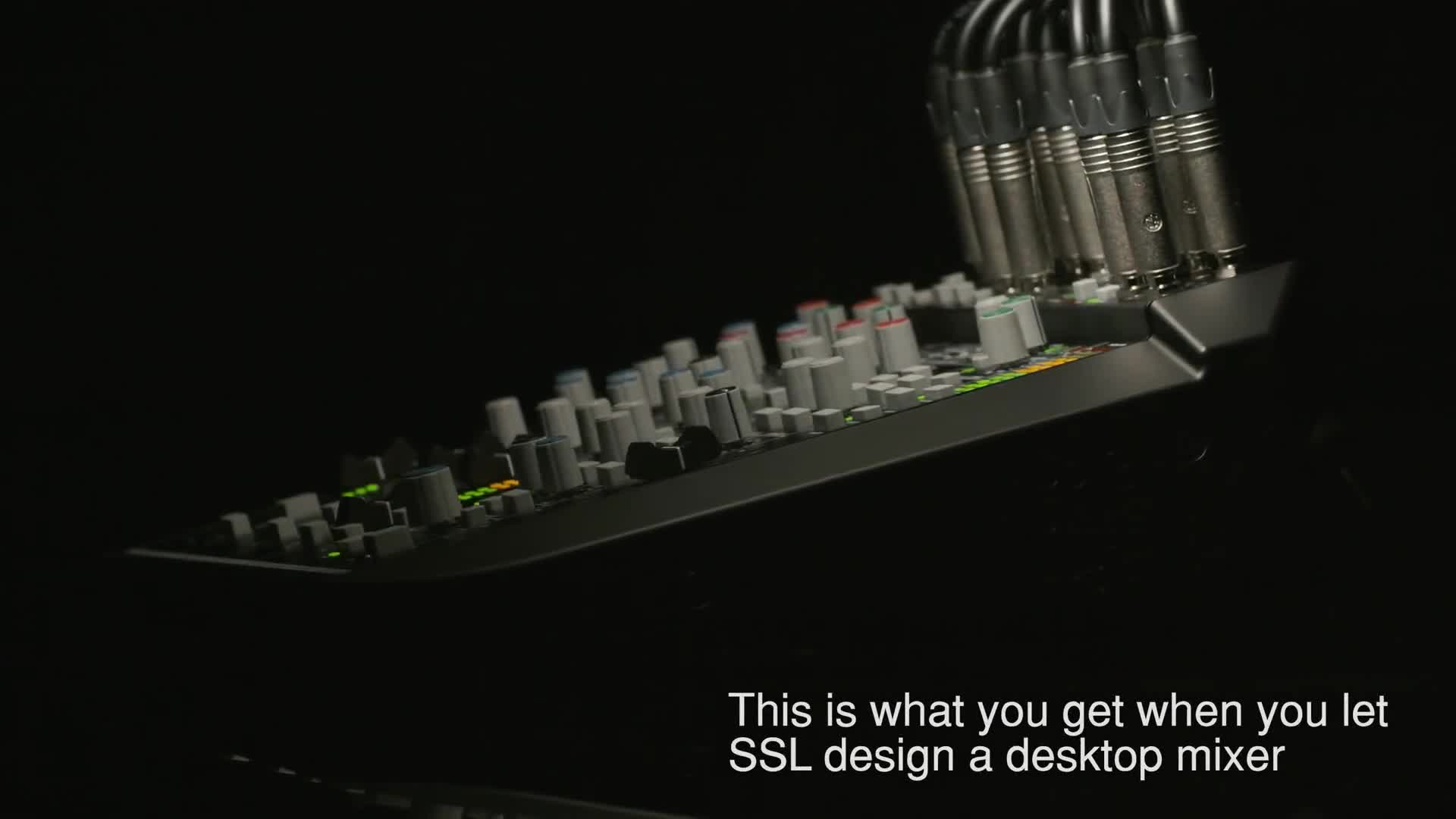 SSL SiX - The Ultimate Desktop Mixer