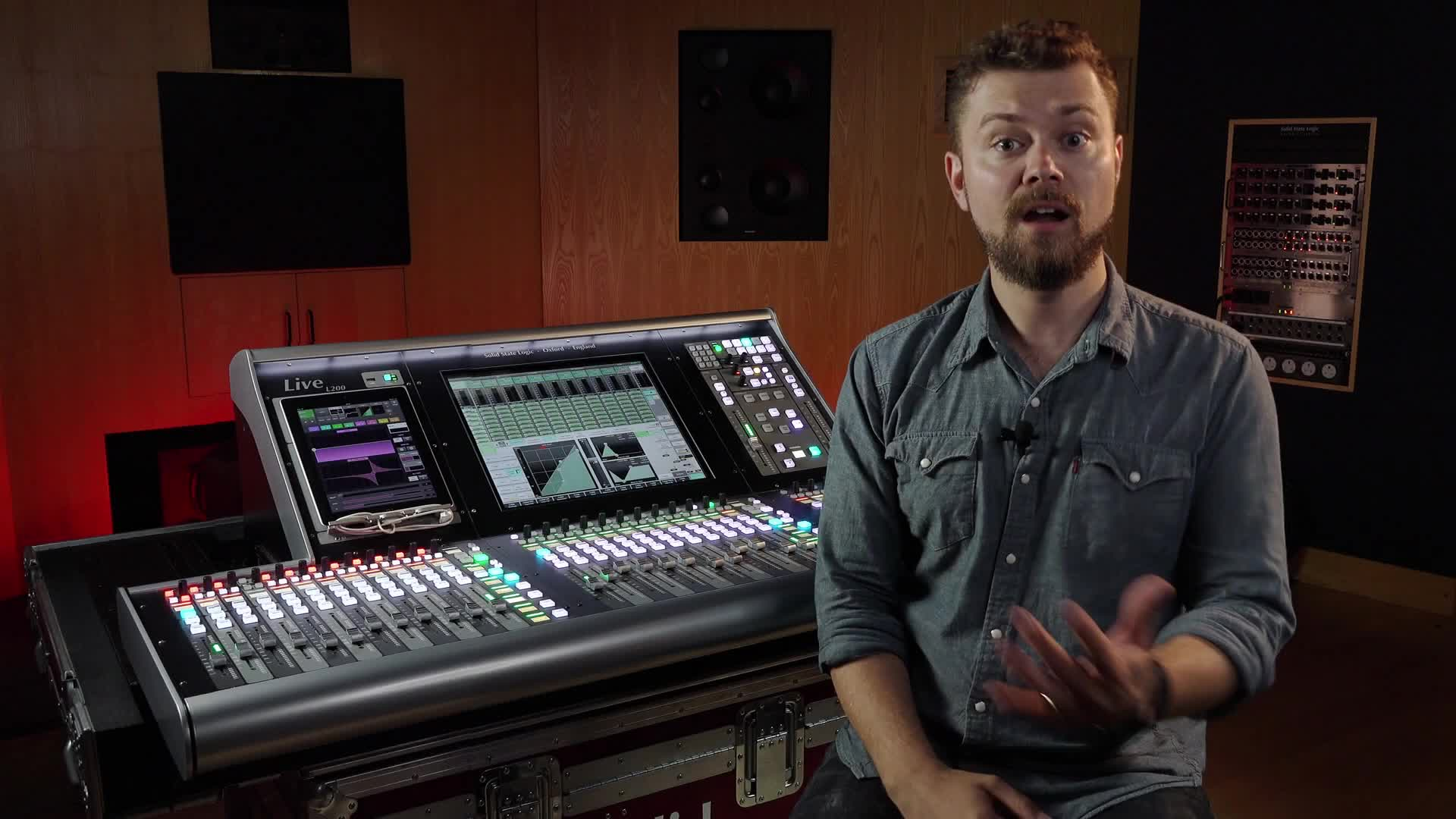 SSL live pt.6 - Stems