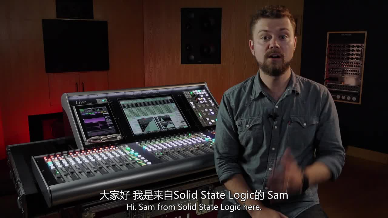 SSL live pt.4 - IO & Routing