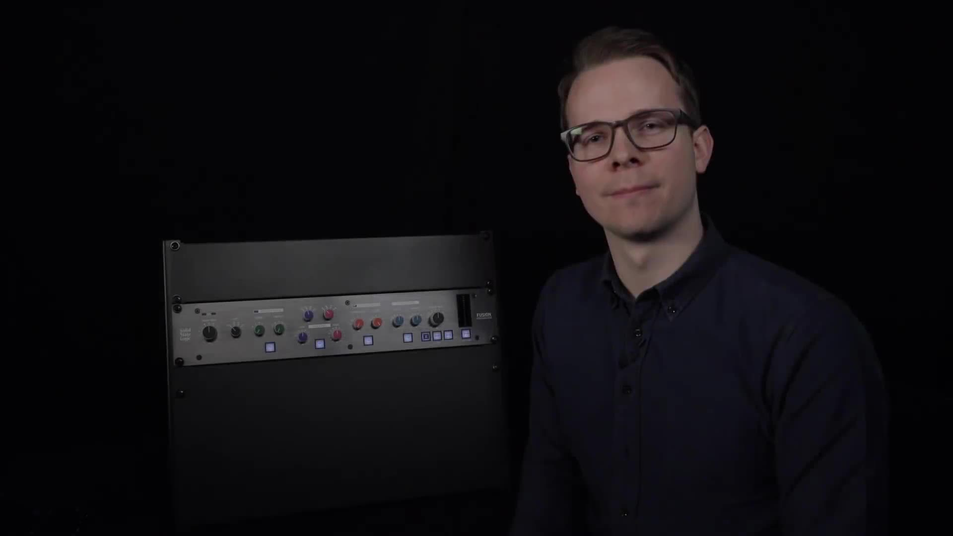 SSL Fusion - In Depth Audio Tour