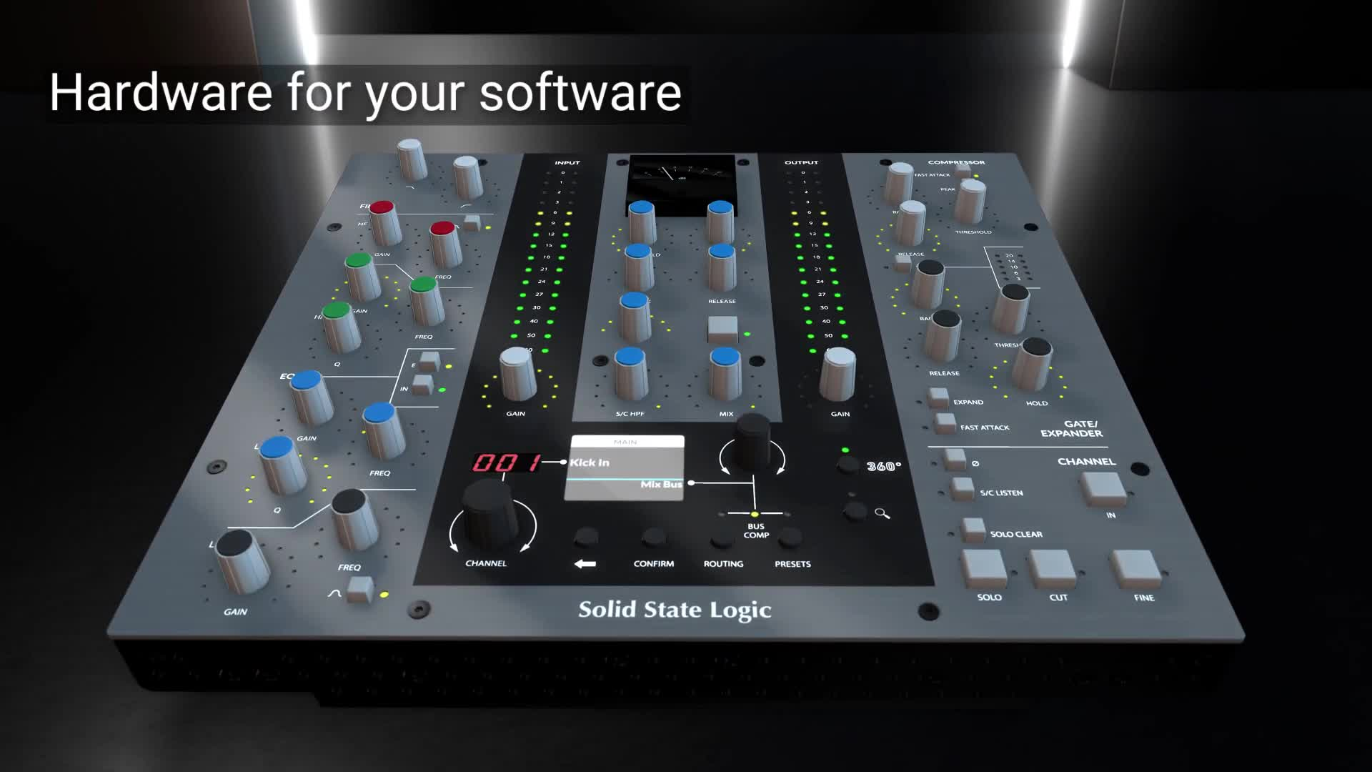 UC1 SSL Plugin Controller