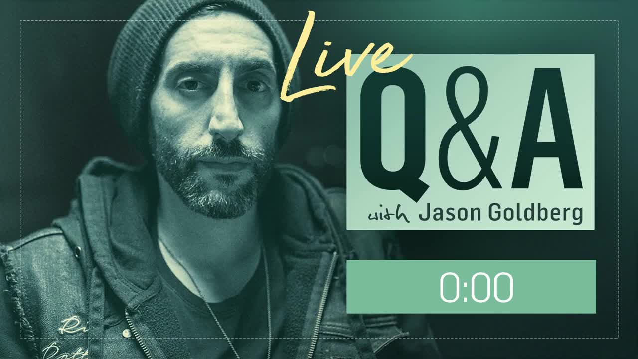 Live Q&A - A Conversation with Jason Goldberg (Rich The Kid, Post Malone, Travis Scott)