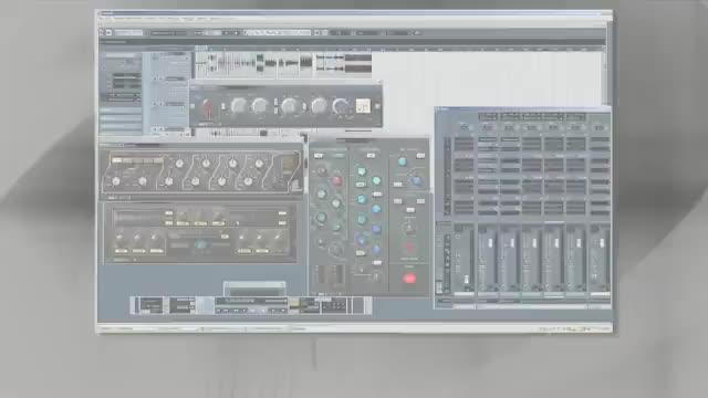 便携式电脑 UAD-2 效果卡和软件