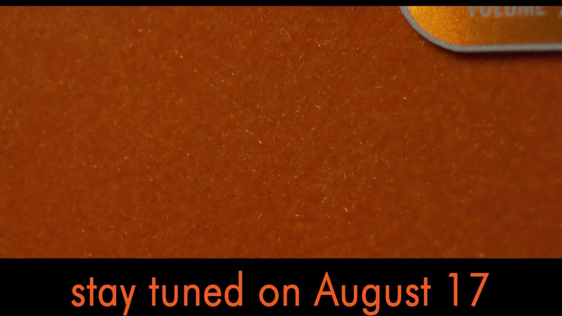 Something is coming! Announcement August 17!