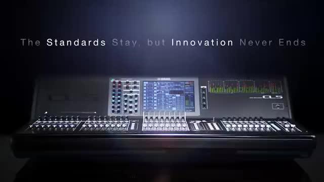 Yamaha CL系列數字調音臺